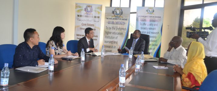 CNRIFFI seeks to set up collaboration with SUZA